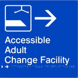 Accessible Adult Change Facility (PB-AACF)