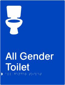 All Gender Toilet (PB-AGT)