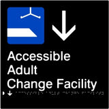 Accessible Adult Change Facility (PBABk-AACF)