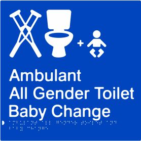 Ambulant All Gender Toilet & Shower (PB-AmbAGTABC)
