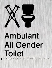 Ambulant All Gender Toilet (PB-SSAmbAGT)