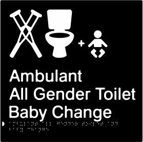 Ambulant All Gender Toilet & Shower (PBABk-AmbAGTABC)
