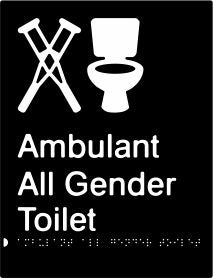 Ambulant All Gender Toilet (PBABk-AmbAGT)
