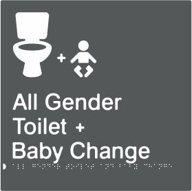 All Gender Toilet & Baby Change (PBAGy-AGTABC)