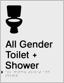 All Gender Toilet & Shower (PB-SNAAGTAS)