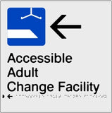 Accessible Adult Change Facility (PBS-AACF)