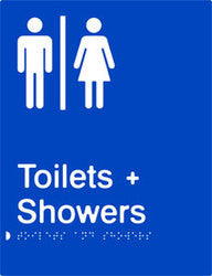 Airlock sign for male and female toilets and showers (PB-AUTAS)