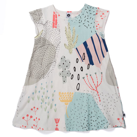 Arizona Dress - White