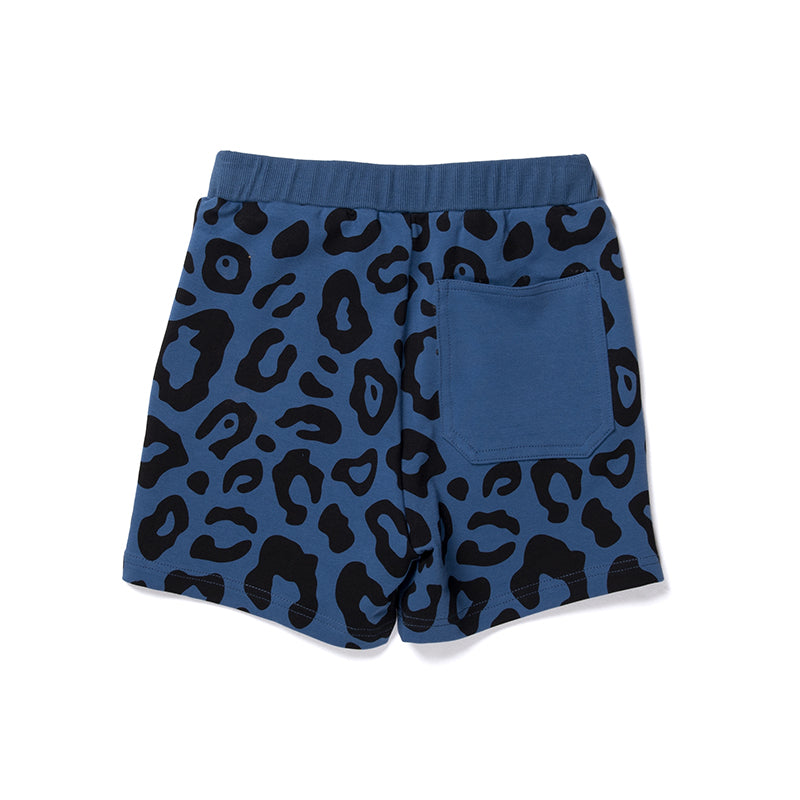 Safari Sweat Short - Navy