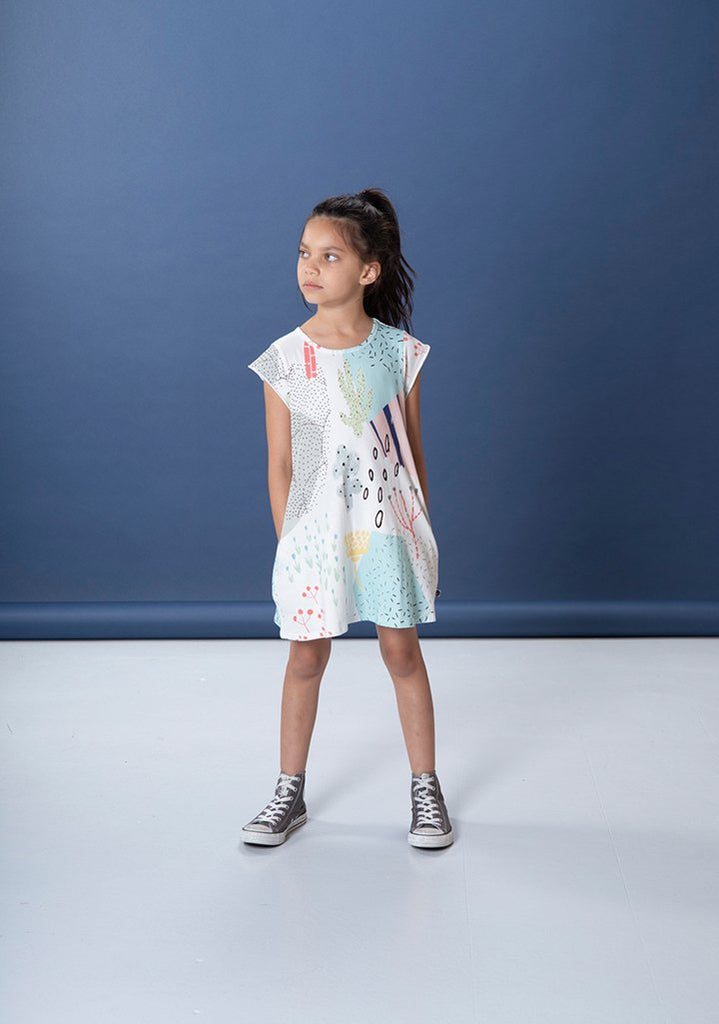Littlehorn Arizona Dress - White
