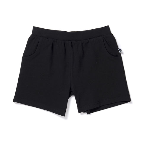 Lounge Short - Black