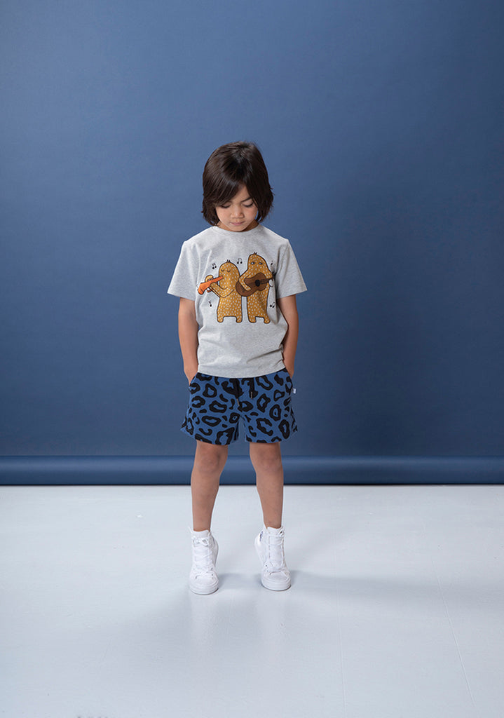Musical Monsters Tee - Marle