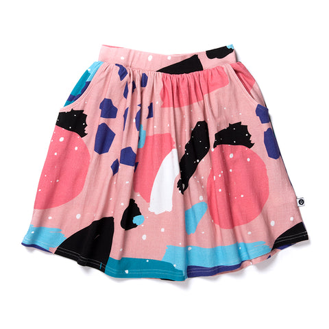 Vista Skirt - Dark Pink