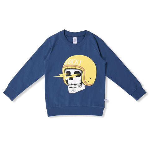 Lucky Skull Sweat
