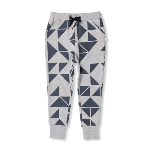 Geometric Trackpants