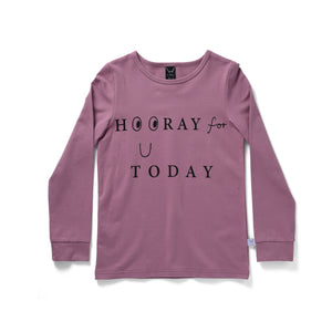 Hooray For Today Tee