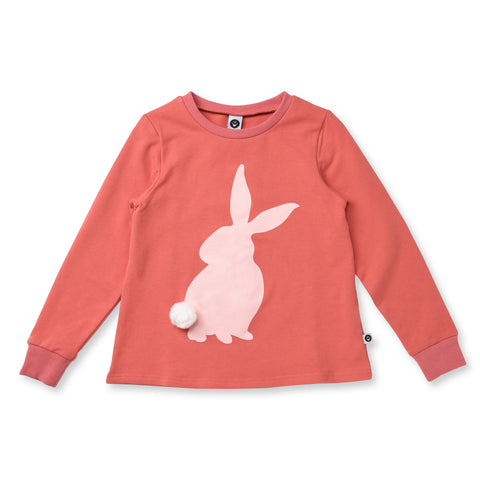 Bunny Stamp Sweat