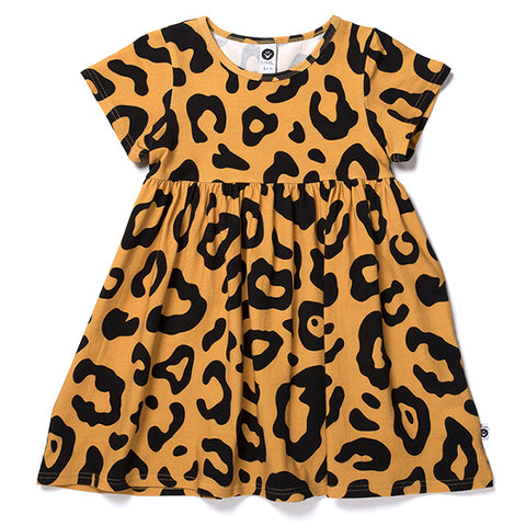 Safari Dress - Dijon