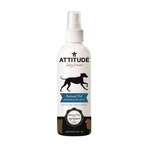 Attitude Natural Deodorizing Mist Coconut Lime  8 oz.
