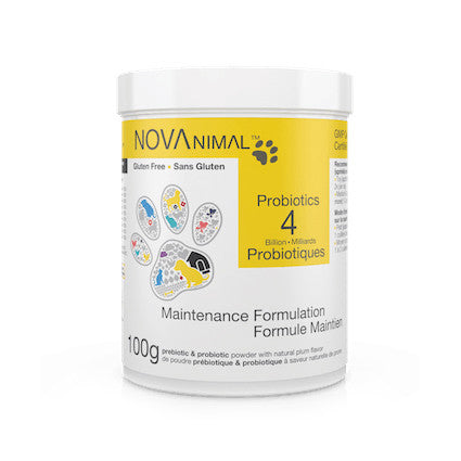 Nova 4 Billion Probiotics - Maintenance Formulation - 100g