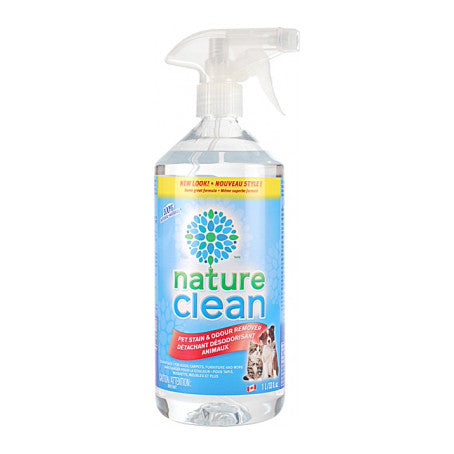 Nature Clean Pet Stain and Odour Remover 1L