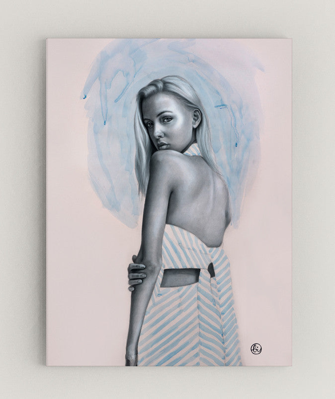 Bella 2 Canvas Print