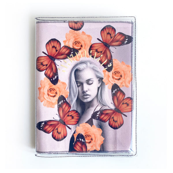 A5 Notebook Cover & Journal - Butterfly