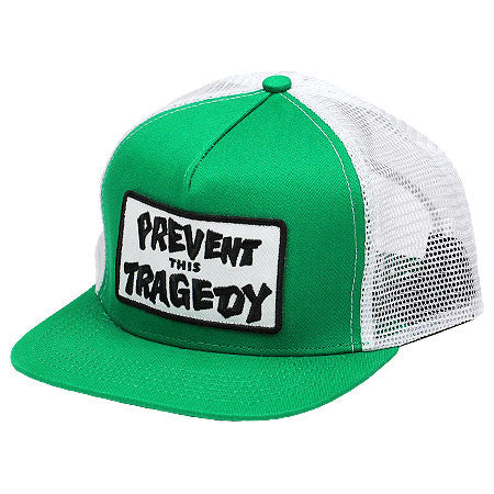 THRASHER - PREVENT THIS TRAGEDY TRUCKER HAT