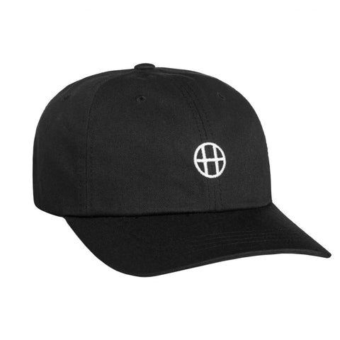 HUF - CIRCLE H CURVE VISOR 6 PANEL