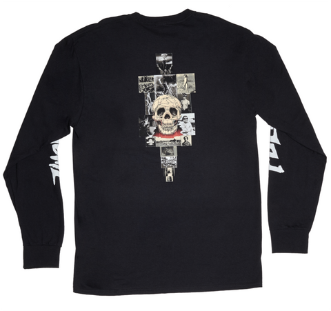 KB COLLAGE L/S T-SHIRT