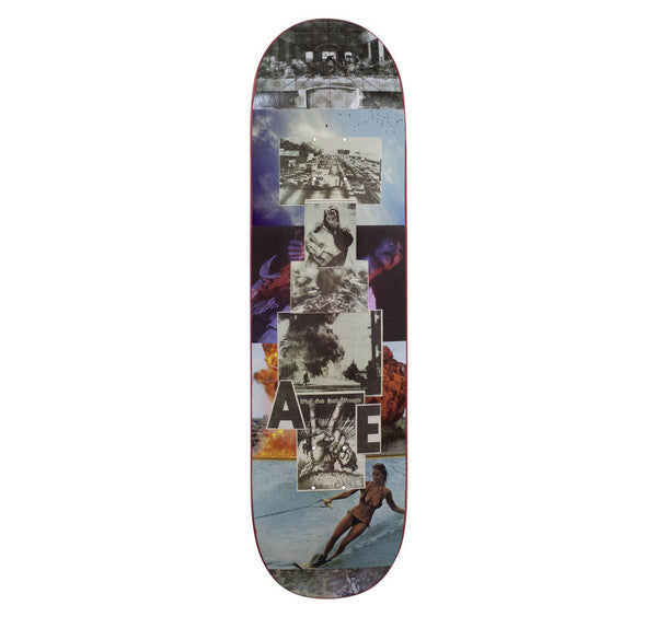 FA DECK STACKED AVE 8.5 - Menu Skateboard Shop