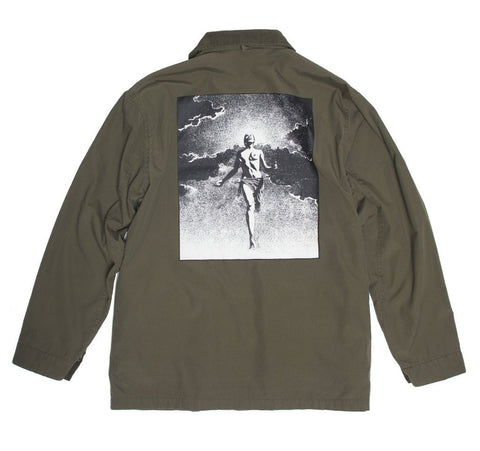 FUCKING AWESOME - FIELD JACKET - ARMY