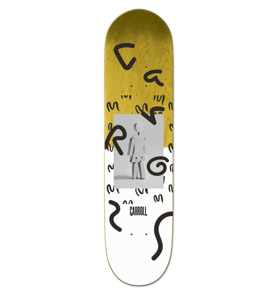 GIRL - CARROLL CONTEMPORARY OG DECK - 8.375