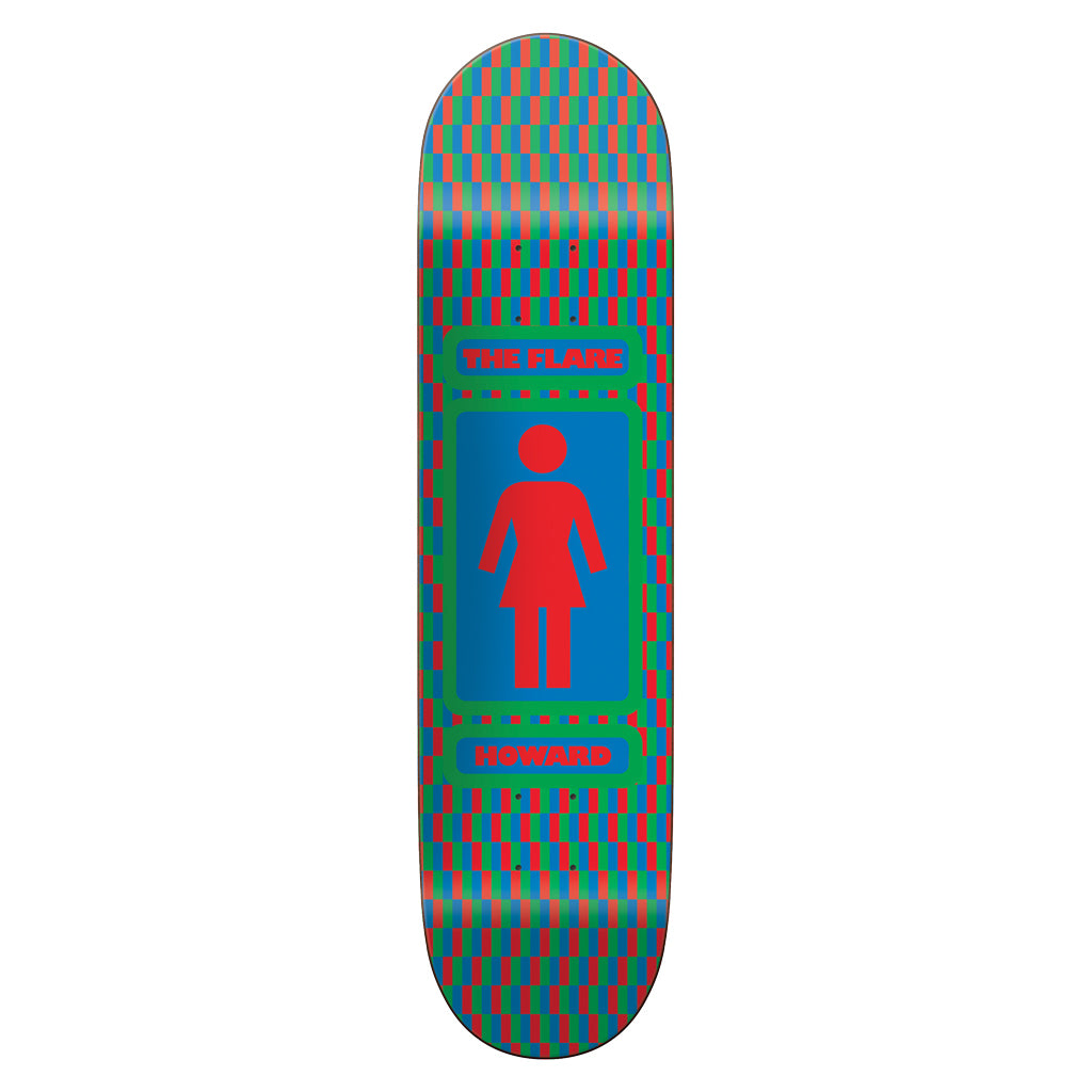 HOWARD THE FLARE DECK 8.25