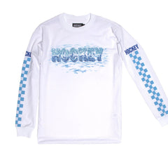 HOCKEY - BMX JERSEY - WHITE