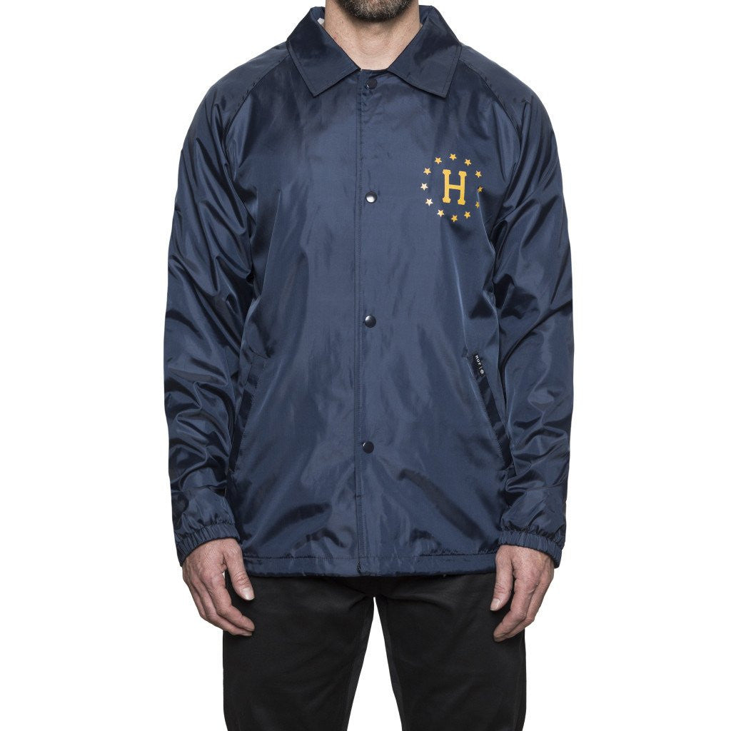 RECRUIT COACHES JACKET - Menu Skateboard Shop