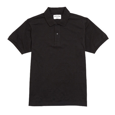 FA CUT & SEW LOGO POLO - Menu Skateboard Shop