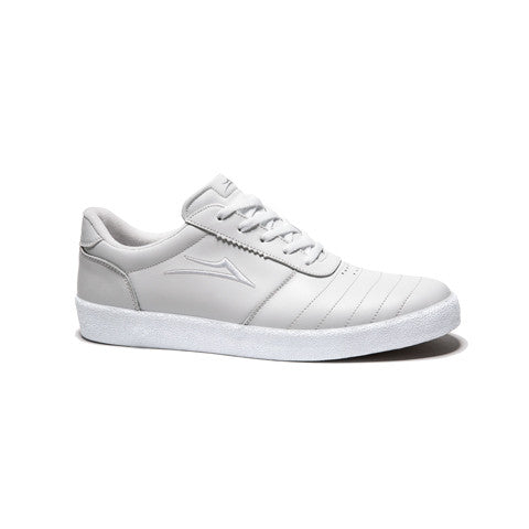 LAKAI - SALFORD - WHITE LEATHER
