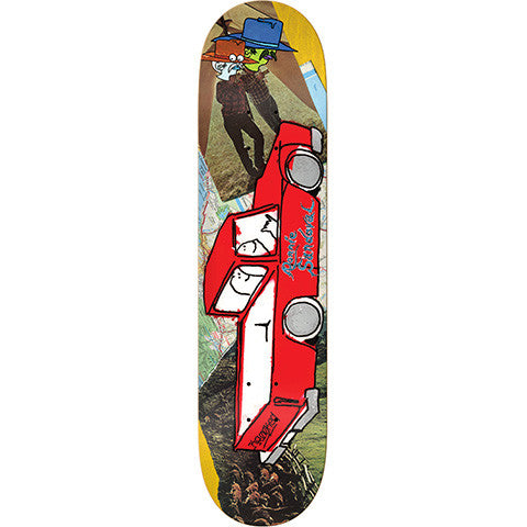 KROOKED - RONNIE TORE UP DECK - 8.25