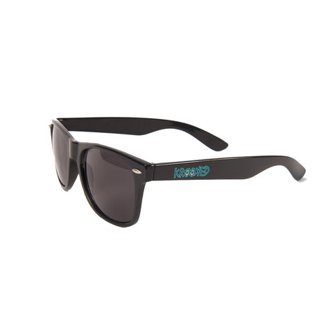 KROOKED - EYES SUNGLASSES - BLK/BLUE