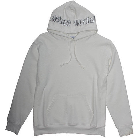 FUCKING AWESOME - EMBROIDERED LOGO HOOD