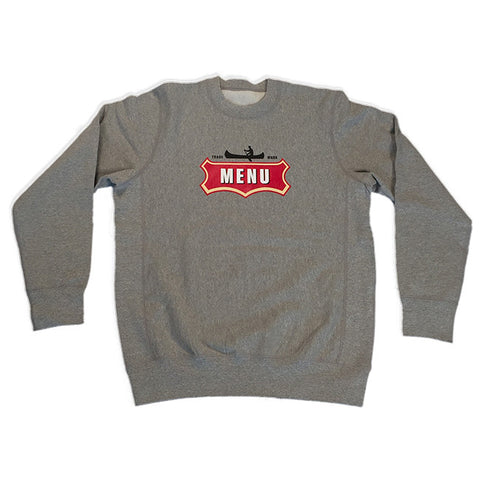 MENU - SISLEY CREW - GREY