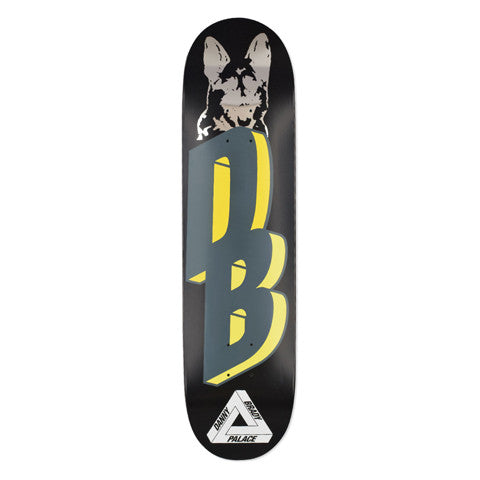 PAL DECK PRO BRADY 8 - Menu Skateboard Shop