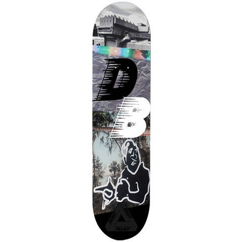 PAL DECK KNIGHT BRADY 7.9 - Menu Skateboard Shop