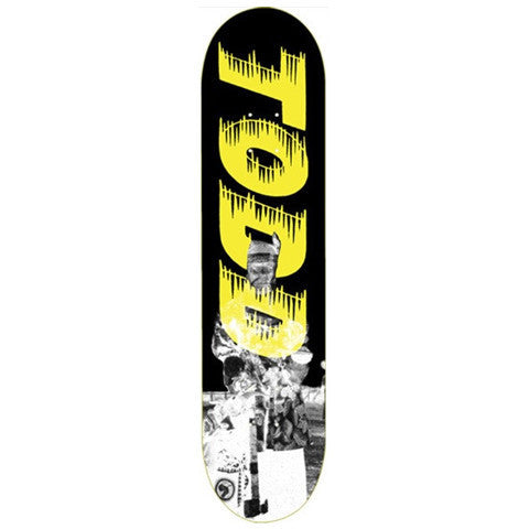 PAL DECK BANKHEAD TODD 8.1 - Menu Skateboard Shop