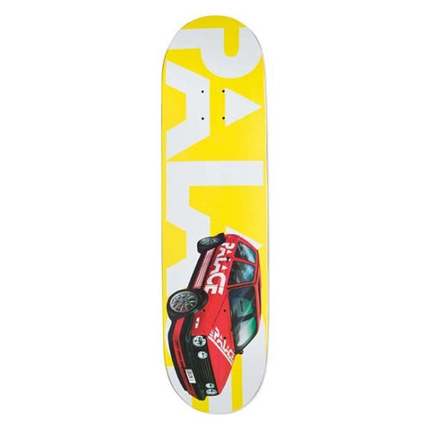 PAL DECK GTI RED 8.3 - Menu Skateboard Shop