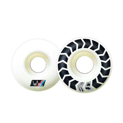 Chevrons - Miles Silvas - Regular 101A (51mm)
