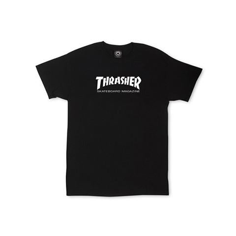SKATE MAG TODDLER TEE - BLACK