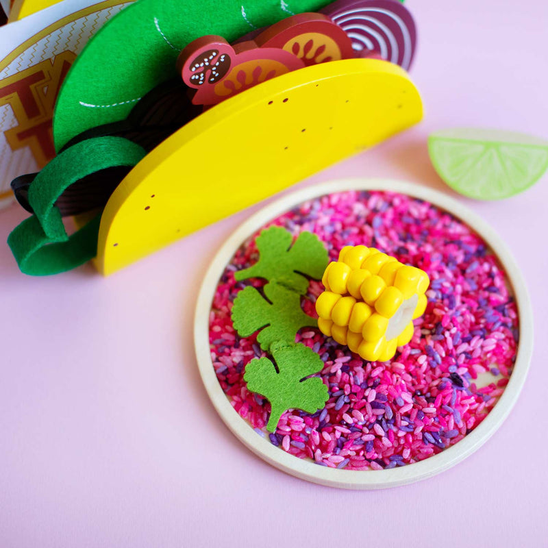 🌽 😊 Make these extra craft projects for your Taco!