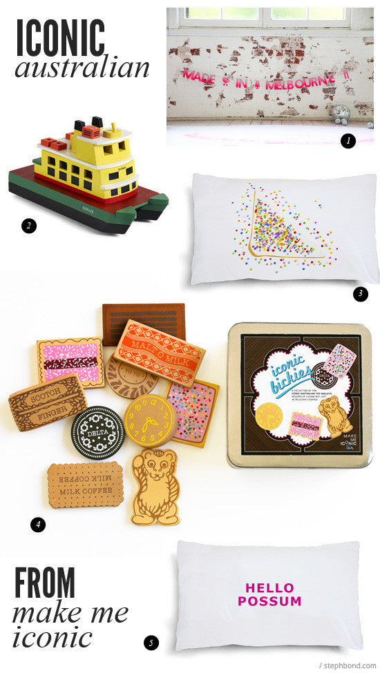 Iconic Australian gifts for kids